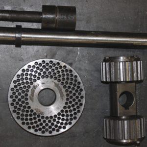 комплект для сборки гранулятора