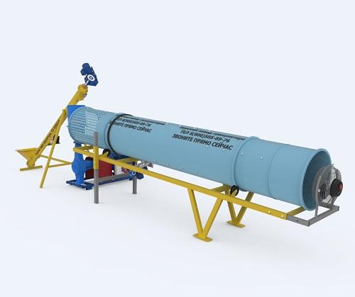 Мини линия производства кормовых гранул